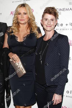 Jennifer Coolidge and Jerusha Hess