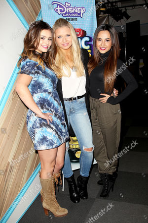 Jacquie Lee, Alli Simpson and Becky G