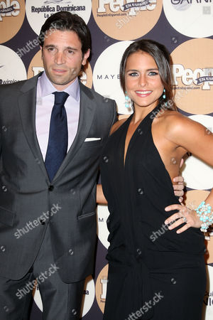Lilia Luciano with husband Luis Alayo