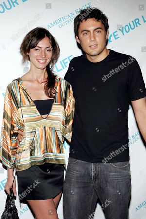 Martina Basabe and Fabian Basabe
