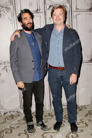 Jay Duplass and Linas Phillips