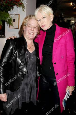 Roberta Kaplan and Joanna Coles
