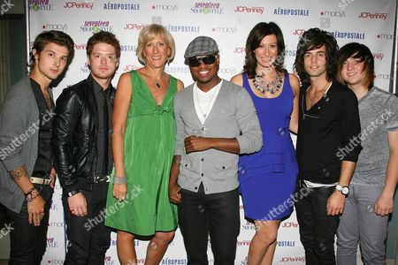 Editorial picture of Seventeen magazine presents Seventeen shop n style on 34th street, New York, America - 19 Sep 2010