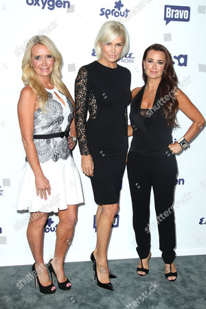 Kim Richards, Yolanda H. Foster, Kyle Richards