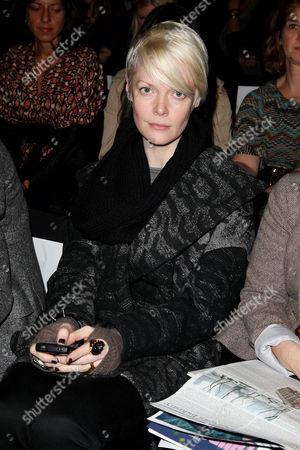 Kate Lanphear, Style Editor at Elle Magazine