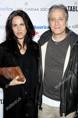 Editorial photo of 'A Place at the Table' documentary screening, New York, America - 27 Feb 2013