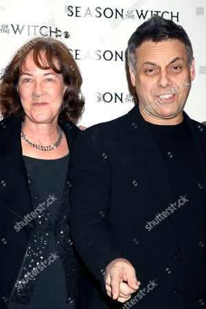 Dominic Sena (Director) with wife