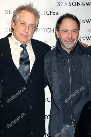 Charles Roven and Alex Gardner
