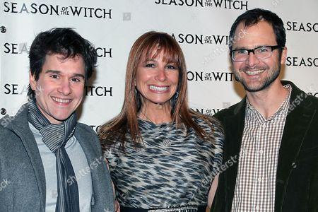 Brent Ridge, Jill Zarin and Josh Kilmer-Purcell