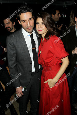Michael Godere and Marisa Tomei