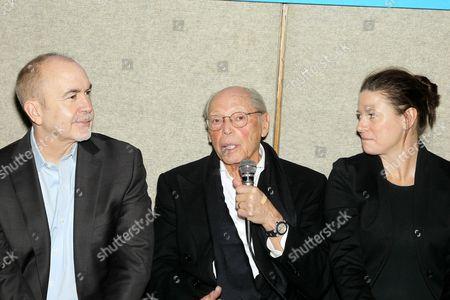 Terence Winter, Irwin Winkler, Emma Koskoff