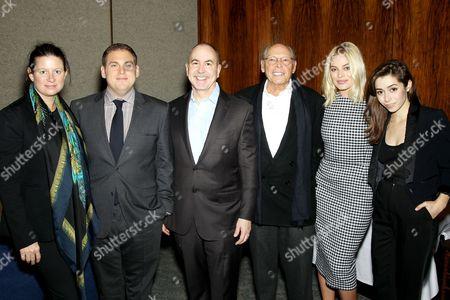 Emma Koskoff, Jonah Hill, Terence Winter, Irwin Winkler