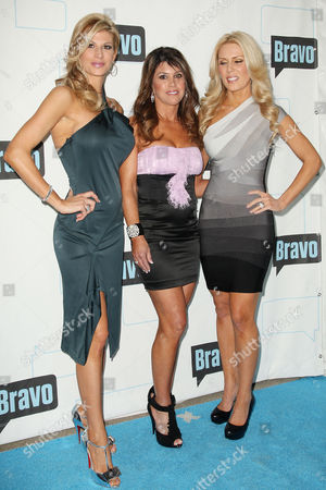 Alexis Bellino, Lynne Curtin and Gretchen Rossi