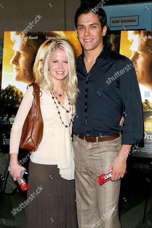 Editorial picture of 'DREAMER' FILM PREMIERE, NEW YORK, AMERICA - 17 OCT 2005