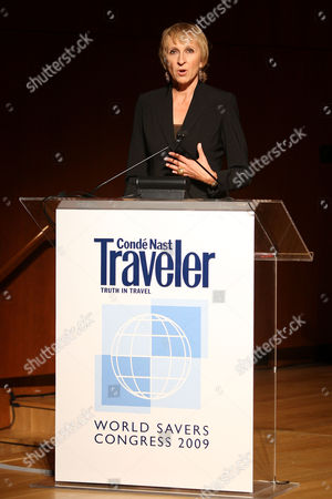 Klara Glowczewska (Editor-in-Chief of Conde Nast Traveler)