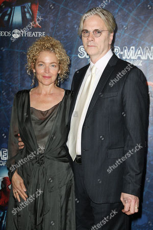Stock Photo of Amy Irving and Ken Bowser