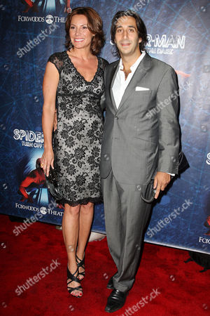 Countess LuAnn de Lesseps and boyfriend Jacques Azoulay