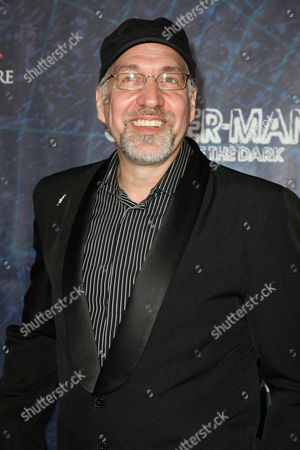Editorial image of Opening Night of SPIDER-MAN Turn Off The Dark, New York, America - 14 Jun 2011