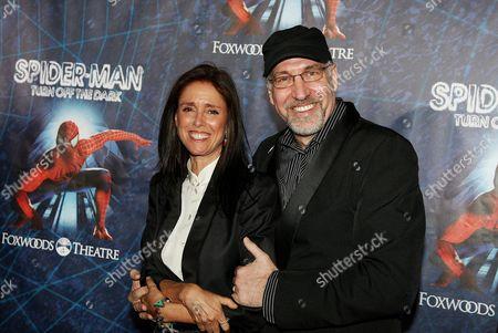Editorial photo of Opening Night of SPIDER-MAN Turn Off The Dark, New York, America - 14 Jun 2011