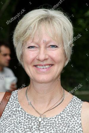 Veronique Culliford (daughter of Smurfs creator Pierre Culliford)