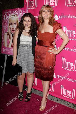 Jill Zarin and Ally Shapiro (daughter)