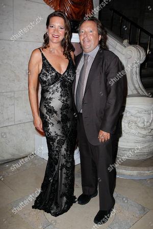 Richard Gelfond (CEO, IMAX) and Peggy Gelfond (wife)