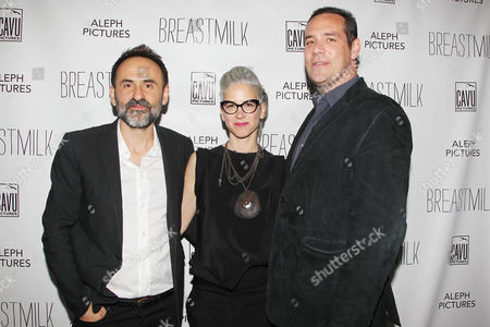 Nikola Duravcevic, Dana Ben-Ari (Director) and Jonathan Grey