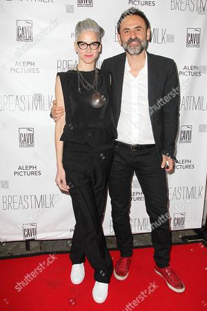 Stock Image of Dana Ben-Ari and Nikola Duravcevic