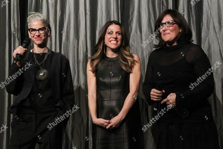 Dana Ben-Ari (Director), Abby Epstein and Ricki Lake (Exec. Producers)