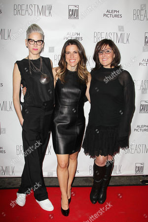 Dana Ben-Ari, Abby Epstein and Ricki Lake
