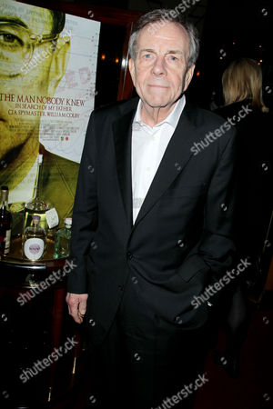 Editorial image of 'The Man Nobody Knew' film screening, New York, America - 19 Sep 2011