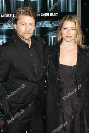 Editorial image of 'Escape Plan' film premiere, New York, America - 15 Oct 2013