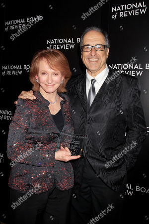 Editorial picture of National Board of Review Awards Gala, New York, America - 05 Jan 2016