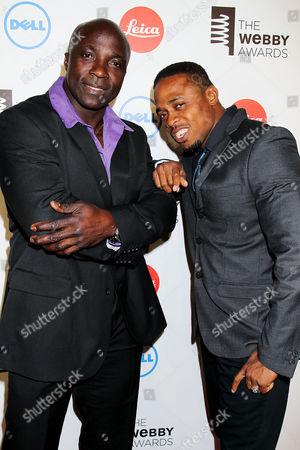 Winston Watts and Marvin Dixon