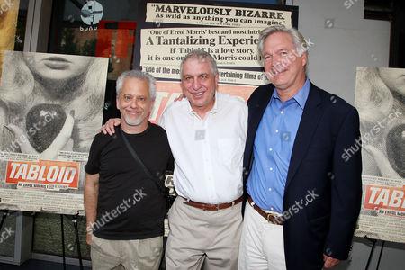 Editorial photo of 'Tabloid' film premiere, New York, America - 11 Jul 2011