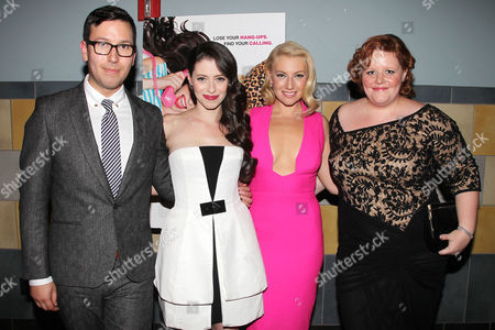 Editorial picture of 'For a Good Time, Call...' film screening in New York, America - 21 Aug 2012