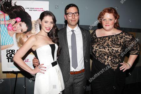 Lauren Miller, Jamie Travis, Katie Anne Naylon