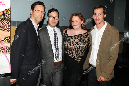 Stock Photo of Andrew Karpen, Jamie Travis, Katie Anne Naylon, Jeb Brody