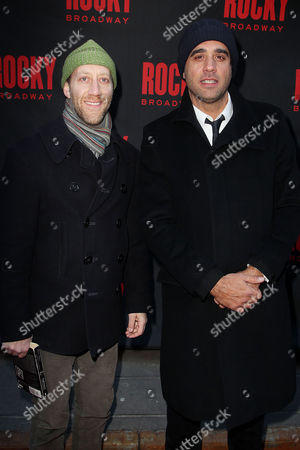 Joey Slotnick and Bobby Cannavale
