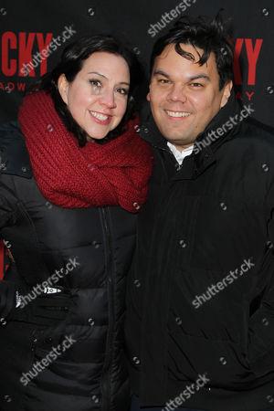 Kristen Lopez, Bobby Lopez