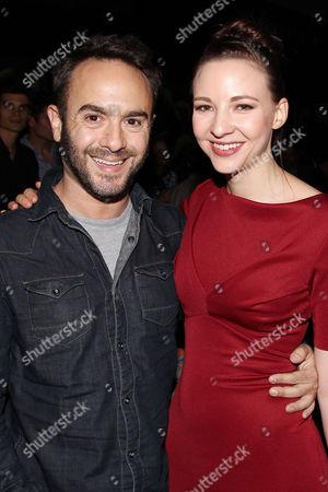 John Krokidas and Erin Darke