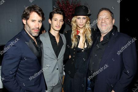 Editorial picture of 'Yves Saint Laurent' film premiere, New York, America - 16 Jun 2014