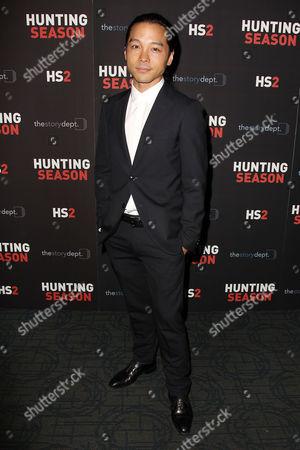 Editorial image of 'Hunting Season' TV Series 2 premiere, New York, America - 04 May 2015