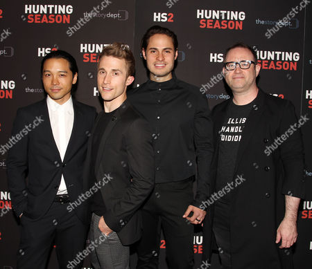 Jake Manabat, Ben Baur, Marc Sinoway, Jon Marcus (Creator of 'Hunting Season')