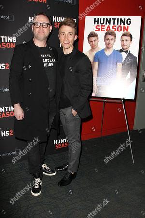 Jon Marcus (Creator of 'Hunting Season') and Ben Baur