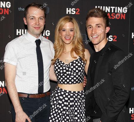 Editorial photo of 'Hunting Season' TV Series 2 premiere, New York, America - 04 May 2015