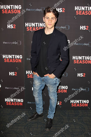 Editorial photo of 'Hunting Season' TV Series 2 premiere, New York, America - 04 May 2015