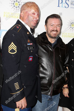 Editorial image of Stand Up for Heroes, New York Comedy Festival, New York, America - 08 Nov 2012