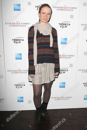 Editorial picture of 'The Fitzgerald Family Christmas' film screening at Grand Hotel, New York, America - 27 Nov 2012