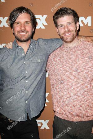 Jonathan Lajoie and Stephen Rannazzisi